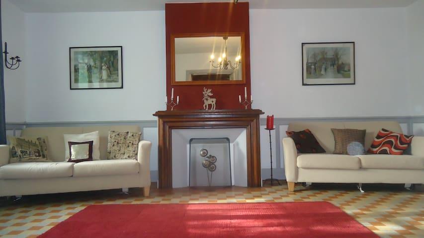 Ancienne Ferme du 18ème siècle  - Durban-sur-Arize - บ้าน