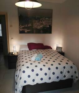 Habitación muy cómoda y acogedora - Madrid - Huoneisto