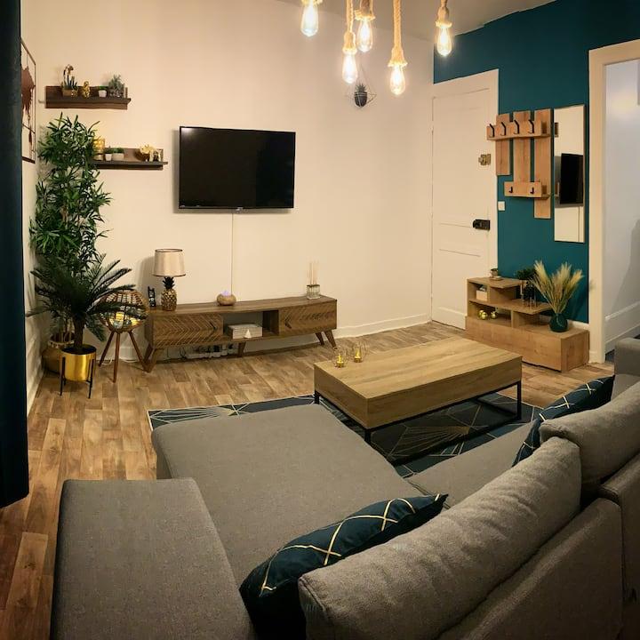 ** Superbe Studio proche Centre Ville **