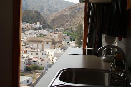 Precioso apartamento con vistas increibles - Alboloduy