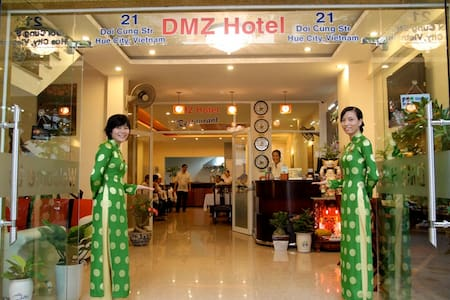 DMZ Hotel - Morden rooms with full equipment. - tp. Huế