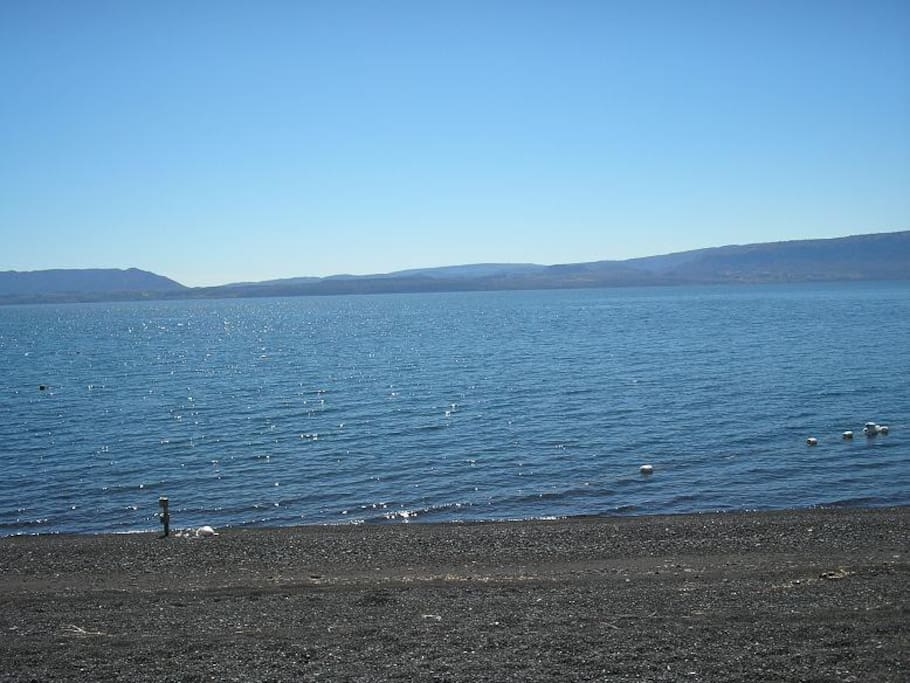 Playa privada a 150 metros