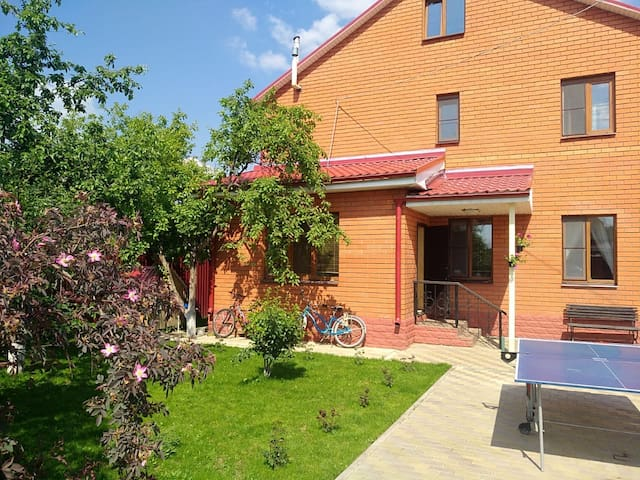 Apartaments near by Sheremetevo airport