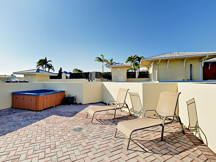 Welcome to Delray Beach! Your rental is professionally managed by TurnKey Vacation Rentals.