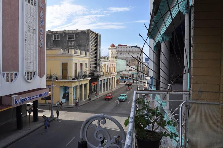 Habitación de entrada independiente, Centro Habana