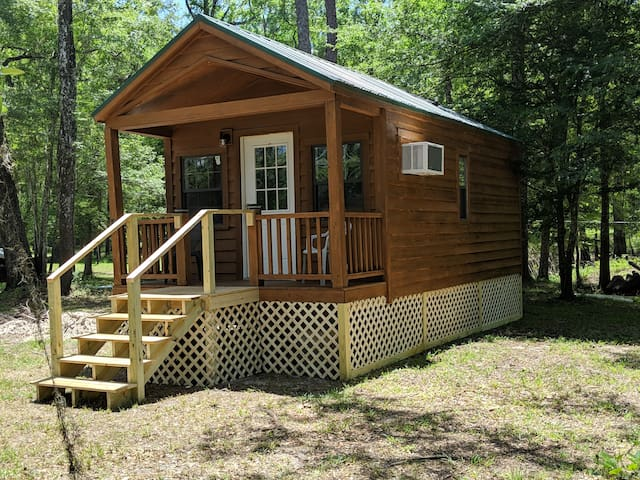 Suwannee River Cabin Sanctuary - Our Son's Cabin
