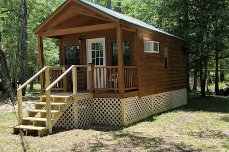 Suwannee River Cabin Sanctuary - Our Son's Cabin