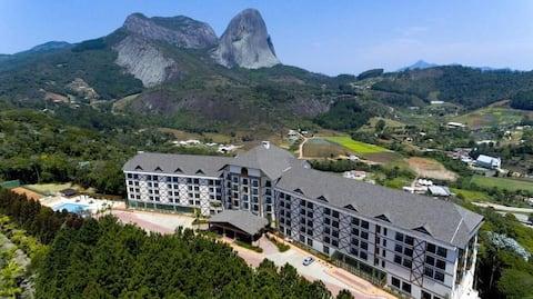 Apartamento em Pedra Azul, Condomínio Vista Azul
