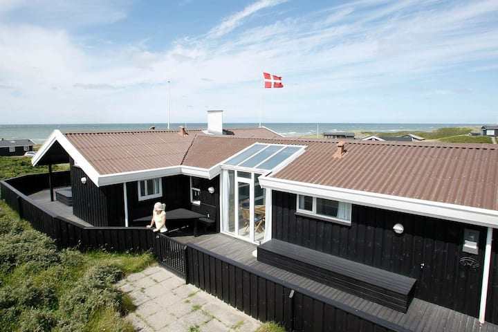 Modern Holiday Home in Lønstrup Near the North Sea