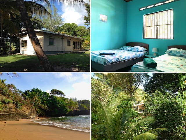 Beach House Balandra with private beach - Room #2