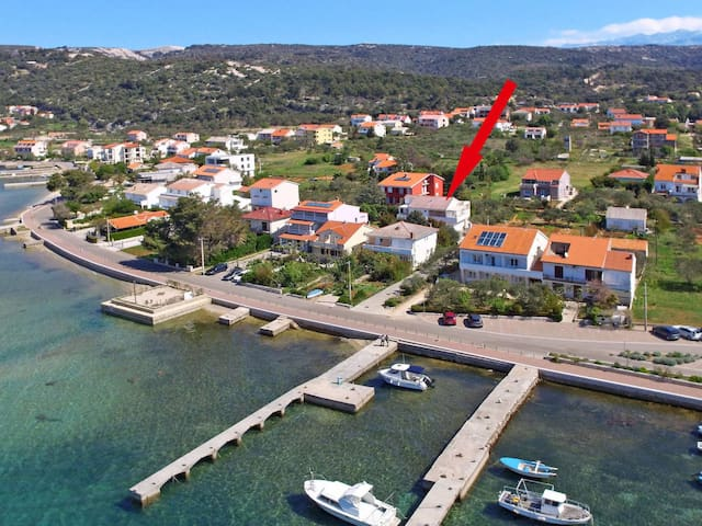 Holiday Apartment Mira for 4 persons / Isle of Rab