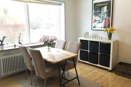 1-room apartment 5k from Aarhus C - Højbjerg - 아파트