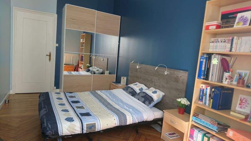 Charmante chambre au coeur de Saint Etienne