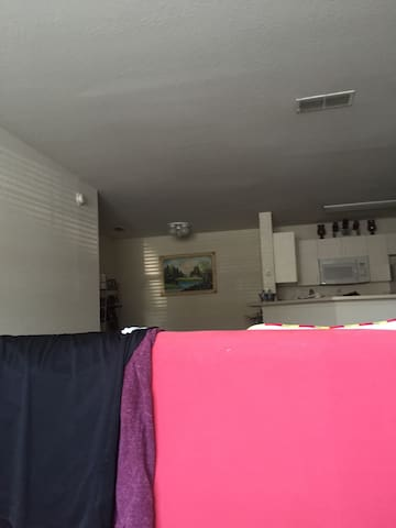 1 room with a air bed - Jacksonville - Apartamento