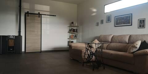 Casa de Campo ideal para parejas
