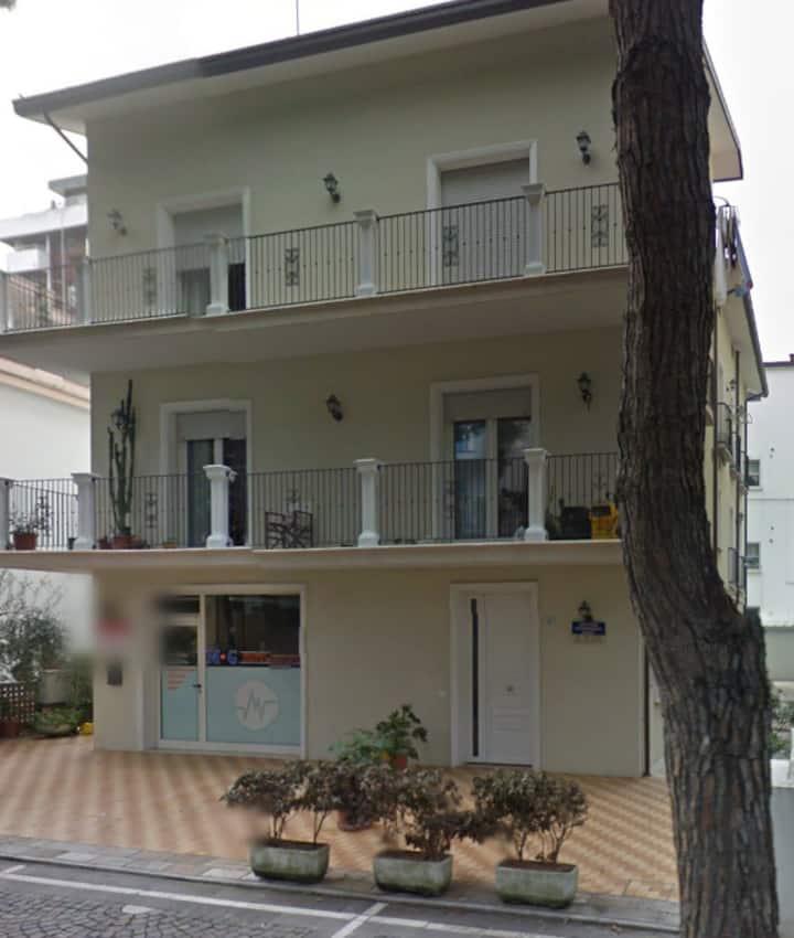 Misano Mare - Appartamento 3 persone