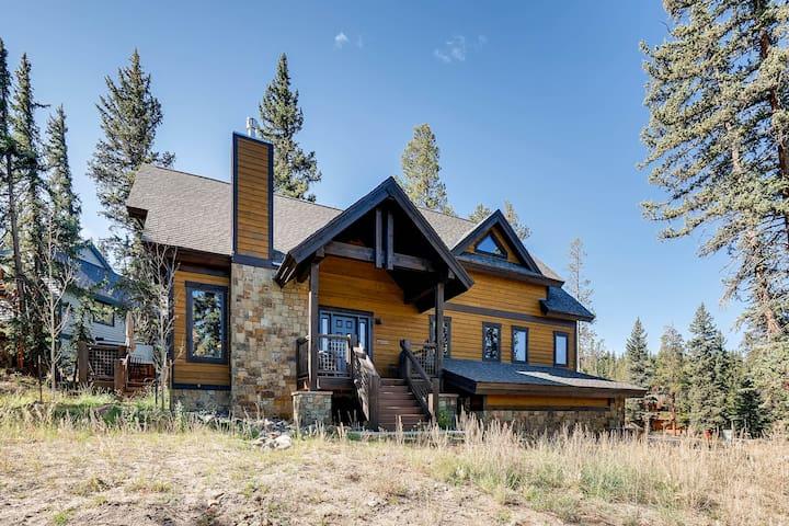 5Br Private Home in Keystone Ranch- Hot Tub & Kids Ski Free