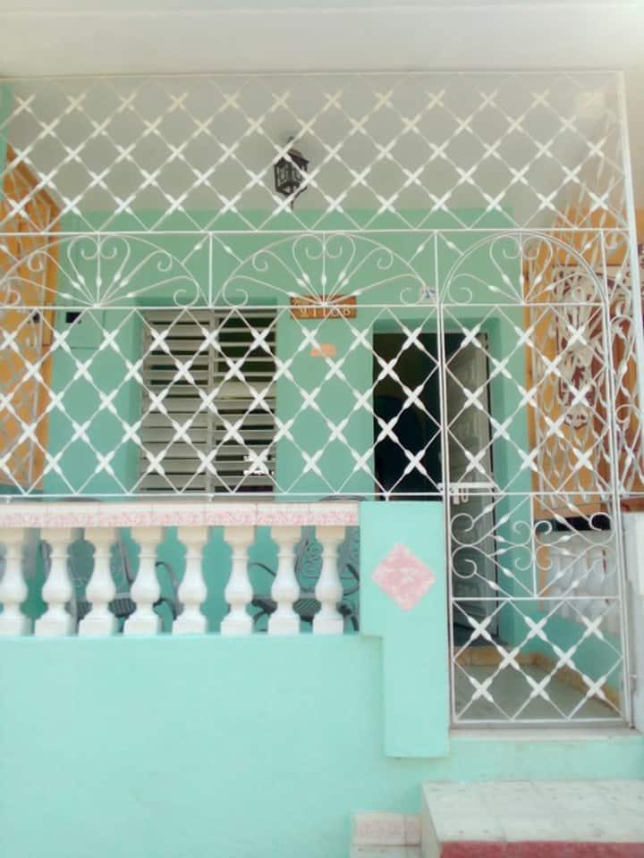 La casita de Roxi.