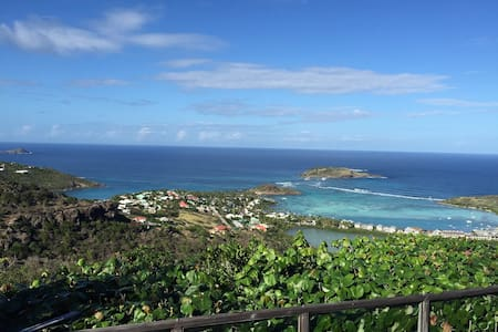 Villa Tranquille - Breathtaking Views - St. Barth - Morne de Vitet