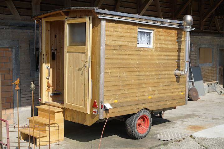 Eglis Ilsebill- Minibauwagen