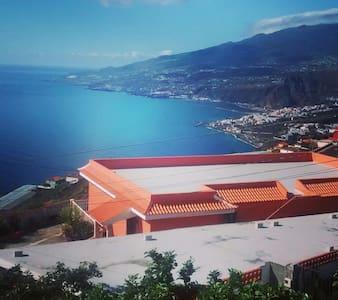 St. Cruz de la Palma, La lomadita  25, Puntallana - Puntallana - Alpehytte