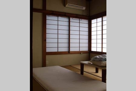 Traditional Old Tokyo Cute Room - Taitō-ku - Ev