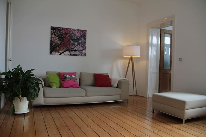 The special suite in the heart of Siegburg