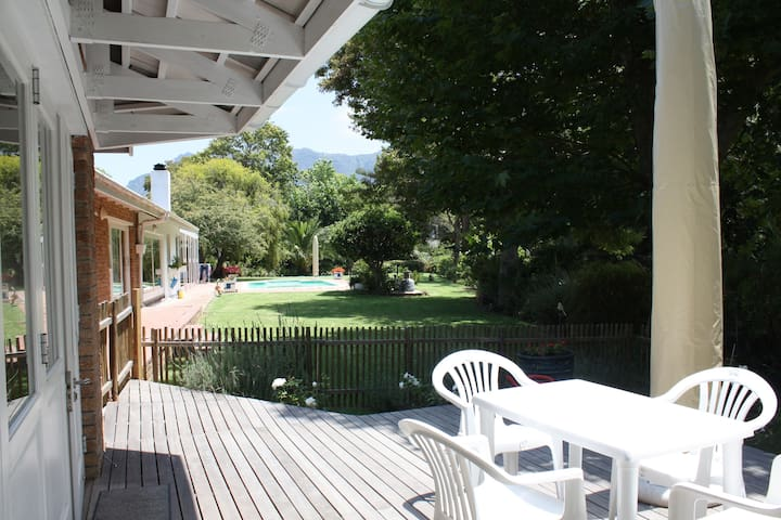Constantia, Garden Cottage | Self Catering | WIFI