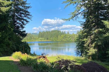 The Lake Side Getaway