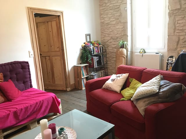 Appartement charmant - Castres - Apartemen