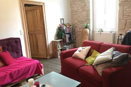 Appartement charmant - Castres - Byt
