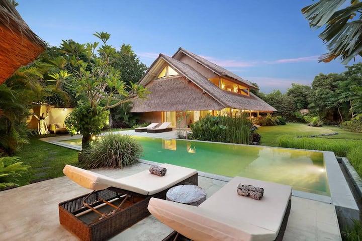 Berawa Beach Villa - up to 8 pax