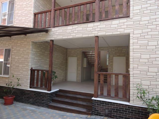 Гостевой дом Светлана Геленджик (Тонкий мыс) - Gelendzhik