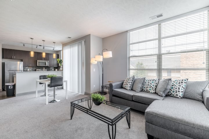Brand New Loft + Minutes From Downtown