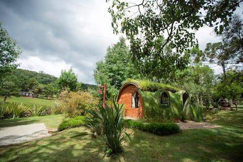 Bauba House - Mushrooms Farm