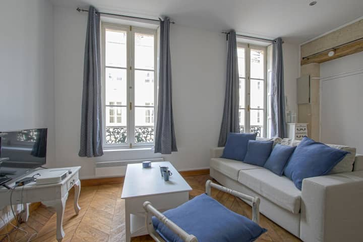 Large charming studio in the historical area