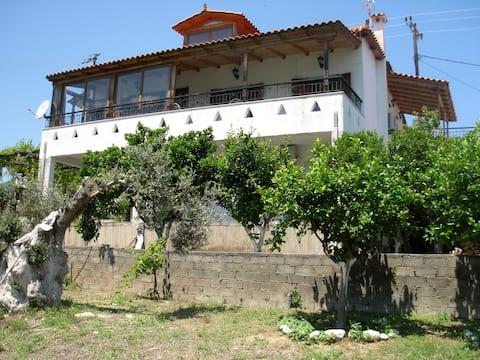 Ria beautiful house