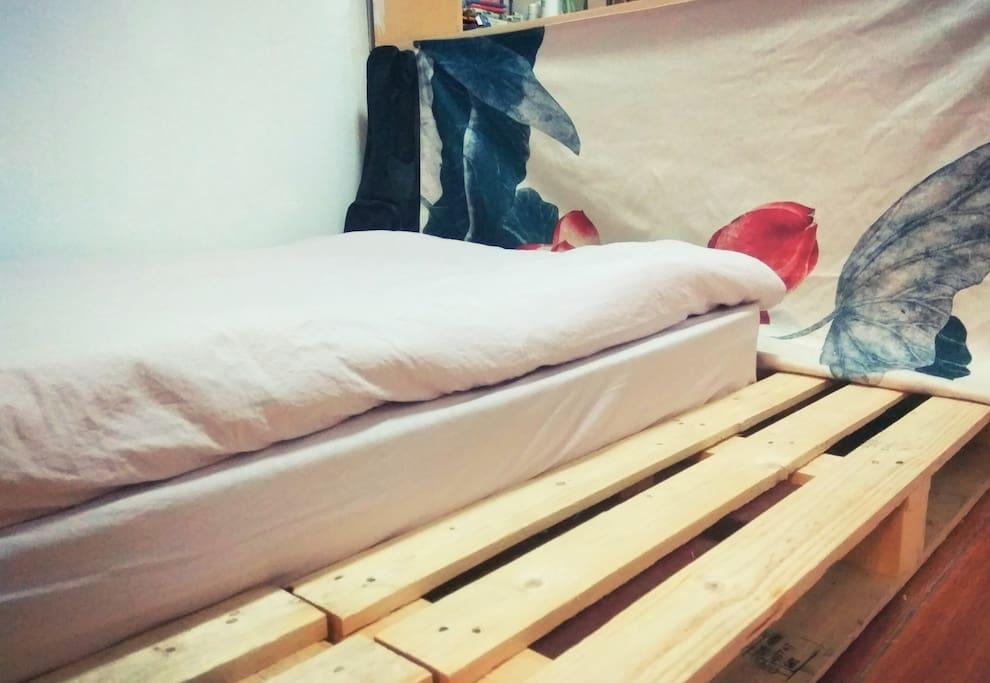 日式榻榻米,可别赖床哦