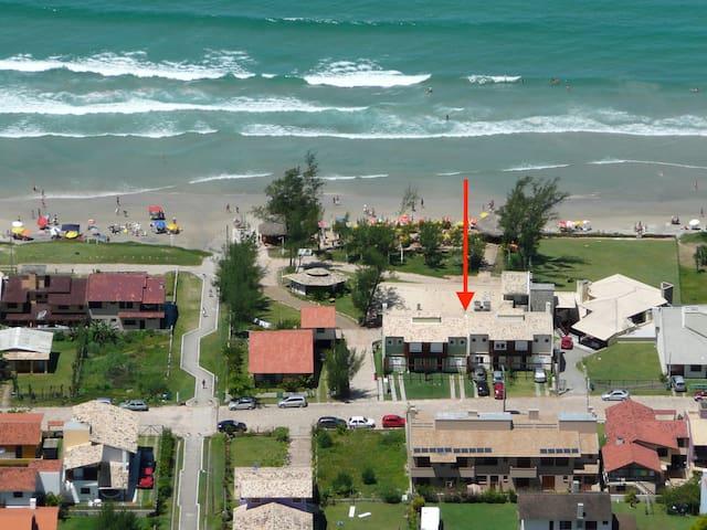 Melhor localização da Praia de Garopaba