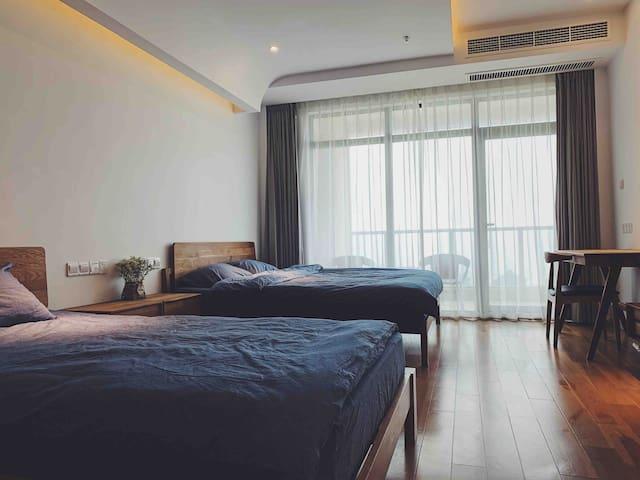 嵊泗本岛贻贝湾海景度假公寓