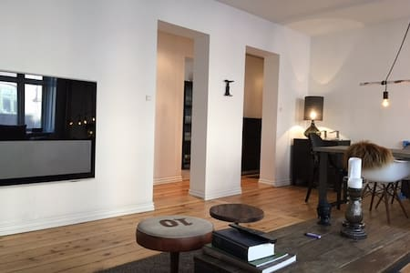 Bright and lovely furnished apartment on Østerbro - 哥本哈根 - 公寓