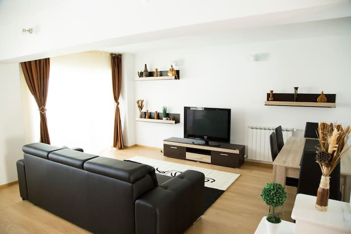 Charming modern decorated apartment - Piatra Neamț