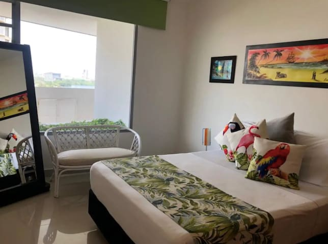 2nd bedroom / Habitación #2