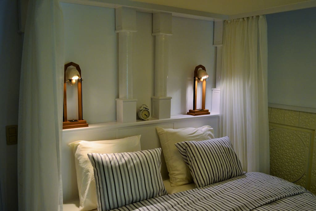 De kamer van Sheherazade