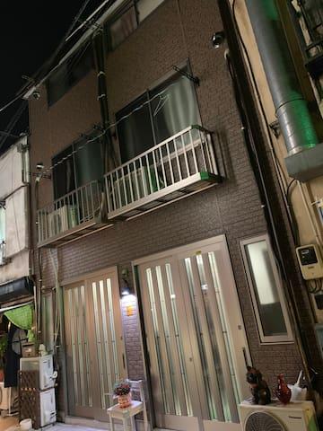 上野ueno日暮里nipporiCleaningCentreConvenient各房间卫浴完备独立