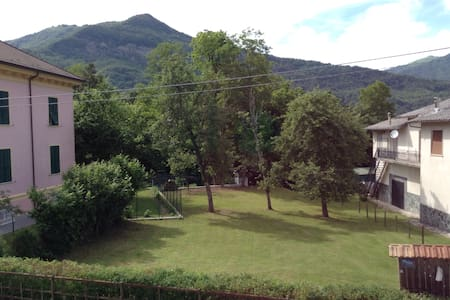 CHARMING HOME, in Val Trebbia - Rovegno - House