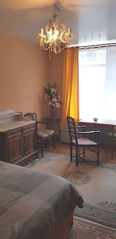 Charmante chambre avec kitchenette
