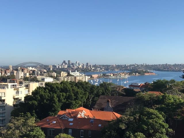 The Sydney Dream ! - Darling Point - Apartment