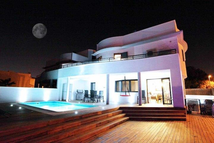 Villa Can pastilla I, private pool, near the beach and Palma
