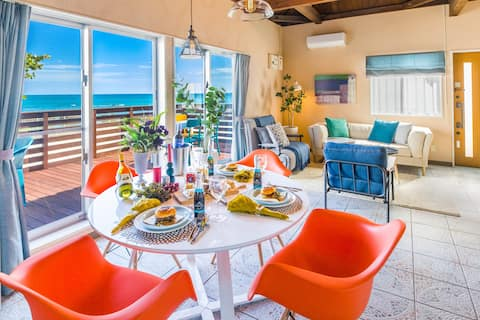 Delight in the Ocean View Right Outside of House!
